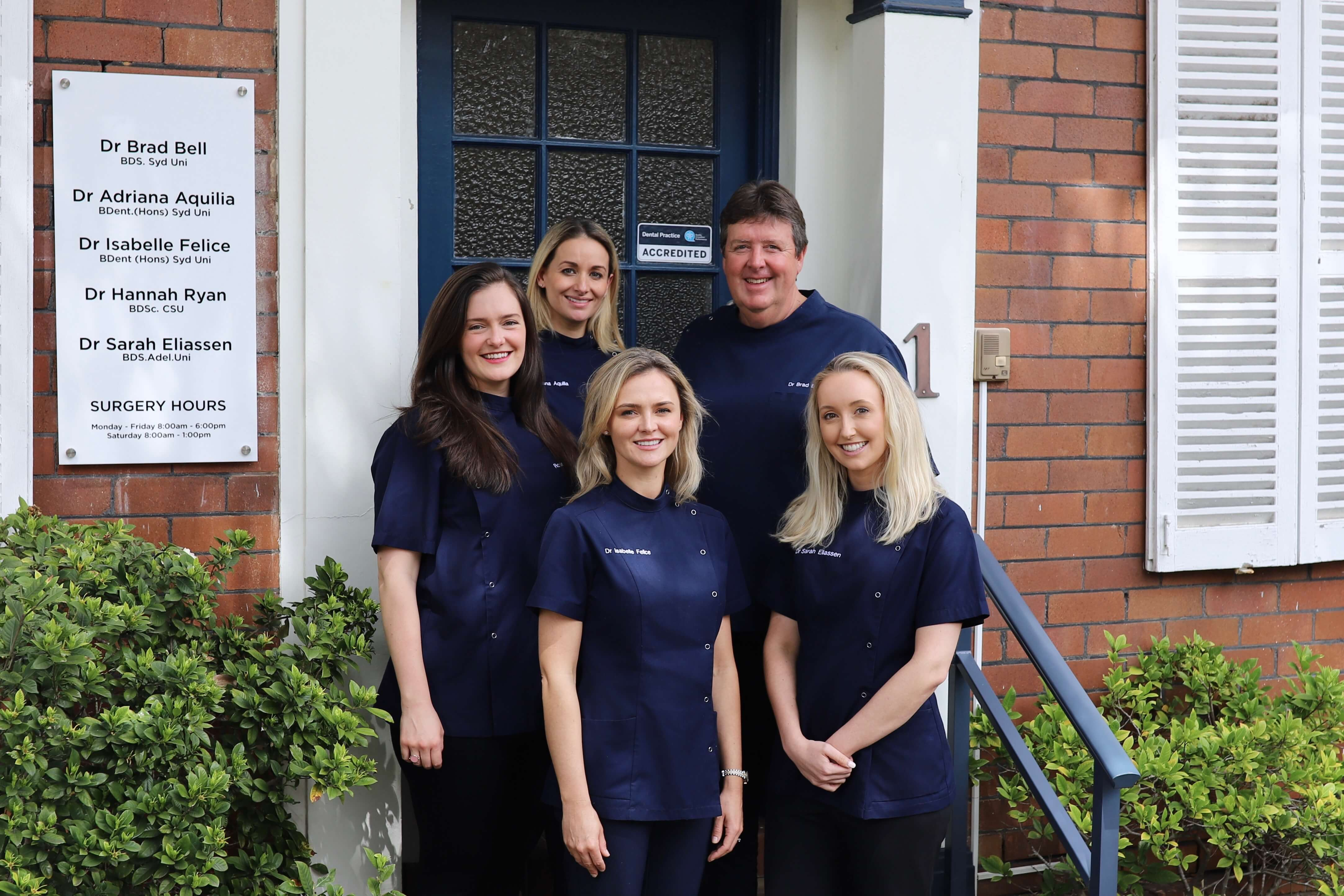 Our Dentists | Roseville Avenue Dental