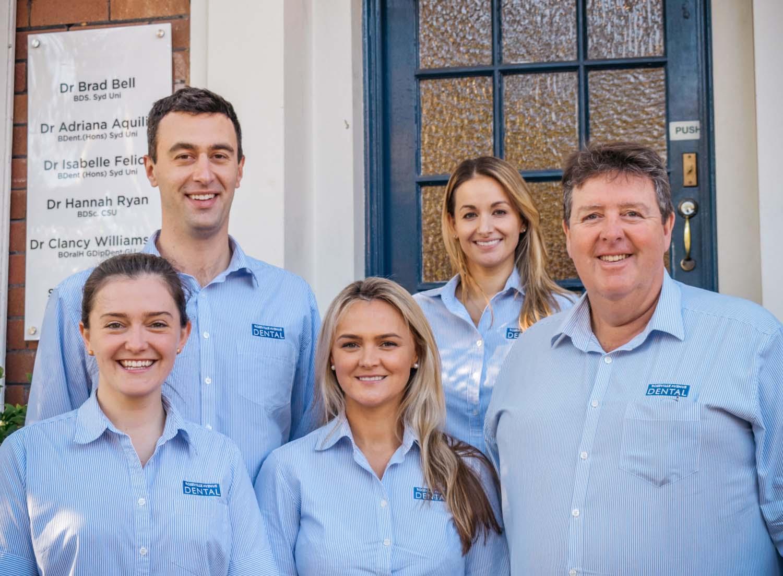 Our Team of Dentists | Roseville Avenue Dental